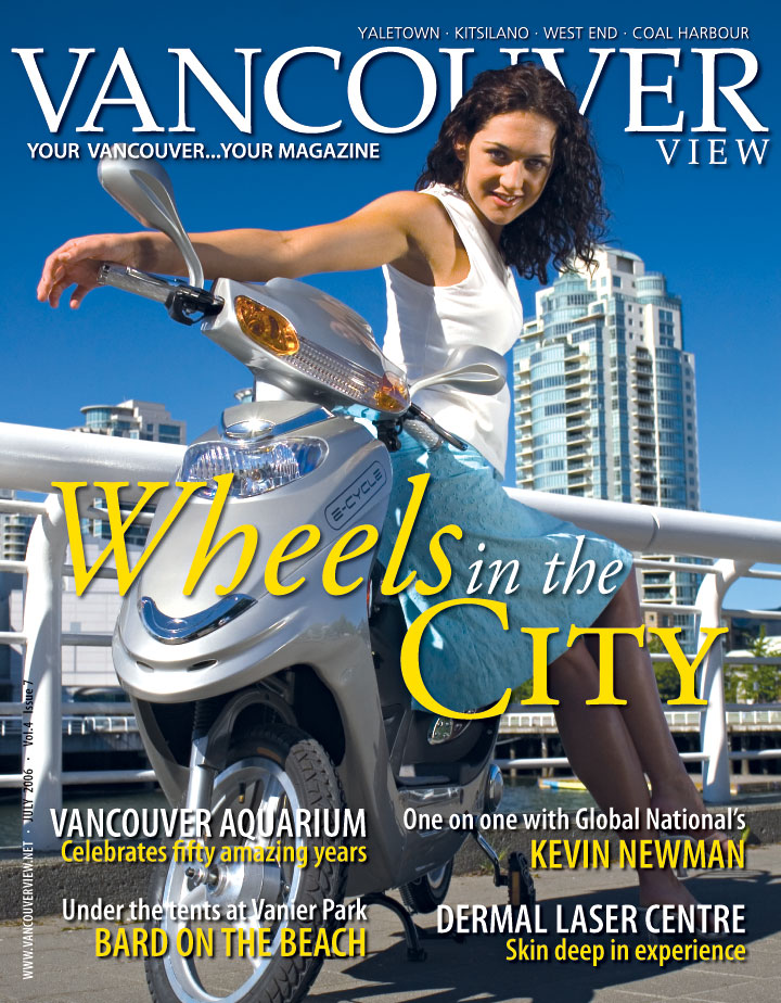 Vancouver View cover