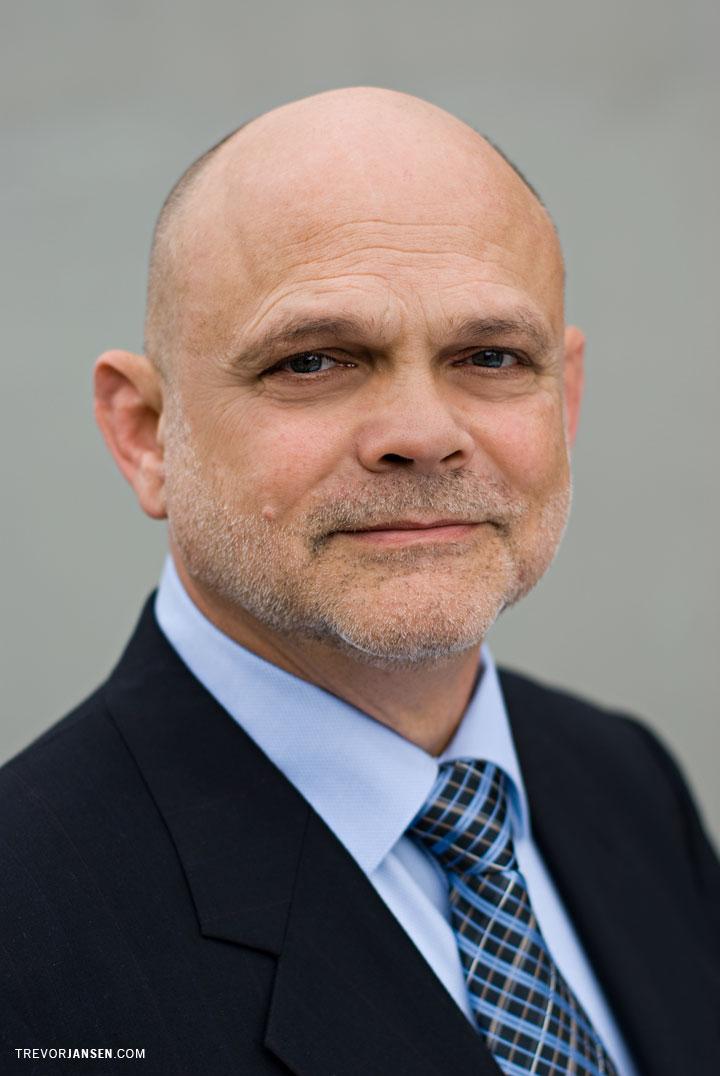 Vancouver Real Estate Agent Portrait