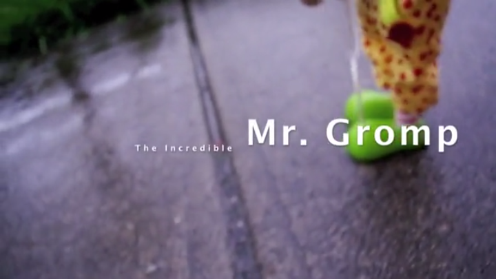 The Incredible Mr. Gromp