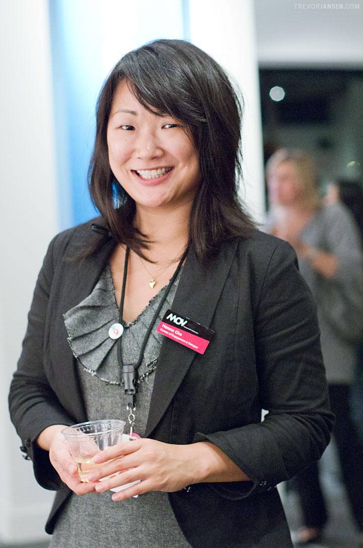 Hanna Cho, Curator of Engagement & Dialogue at the Museum Of Vancouver