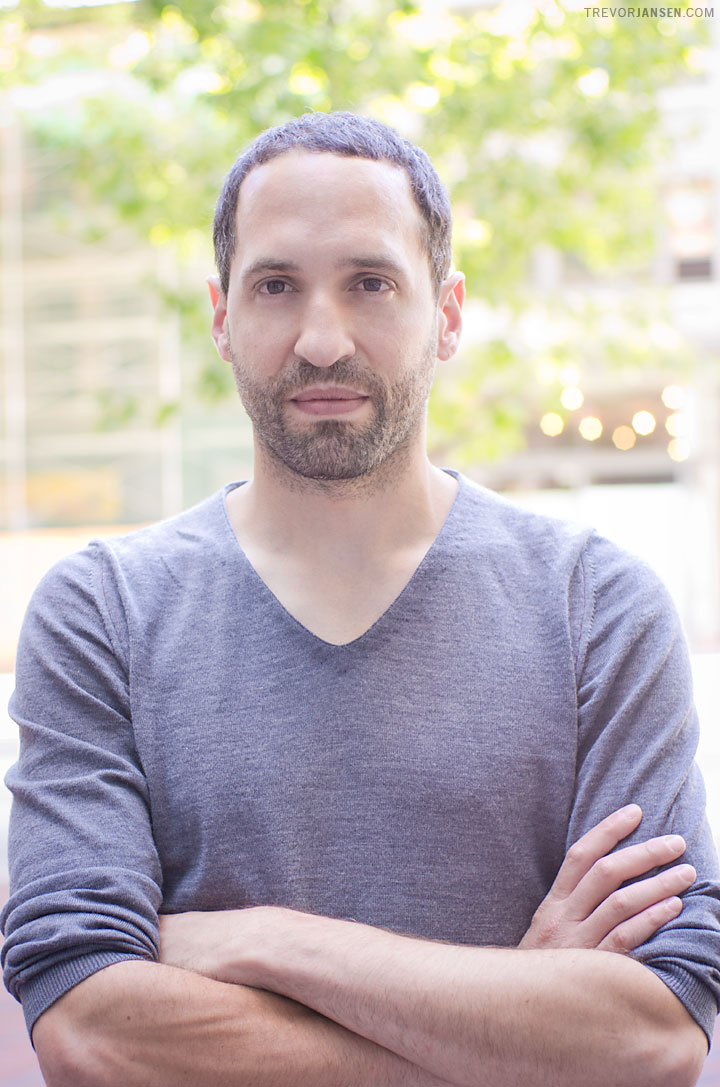 Omer Arbel at Creative Mornings Vancouver