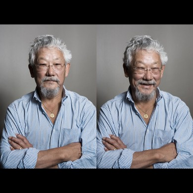 David Suzuki - scientist, environmentalist and broadcaster