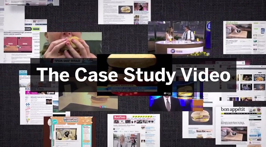 The case for video case studies
