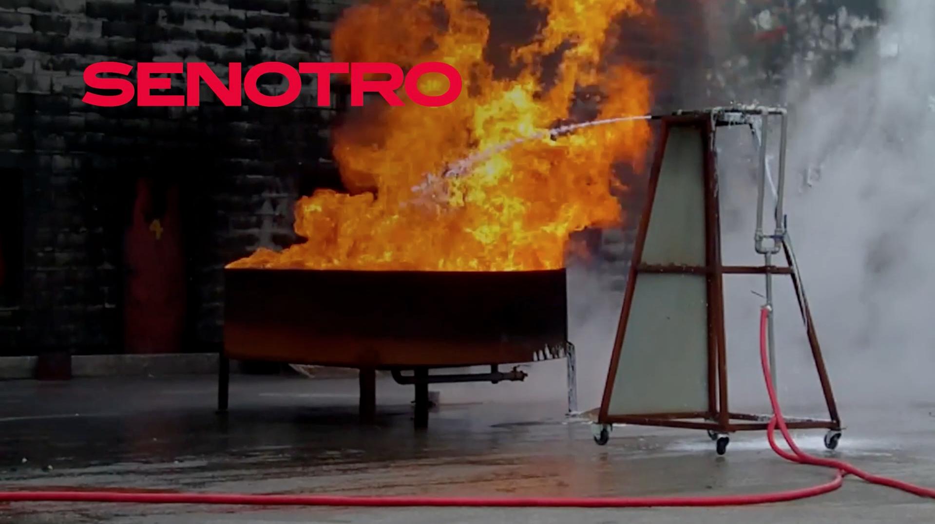 Senotro | Fire Suppression Services