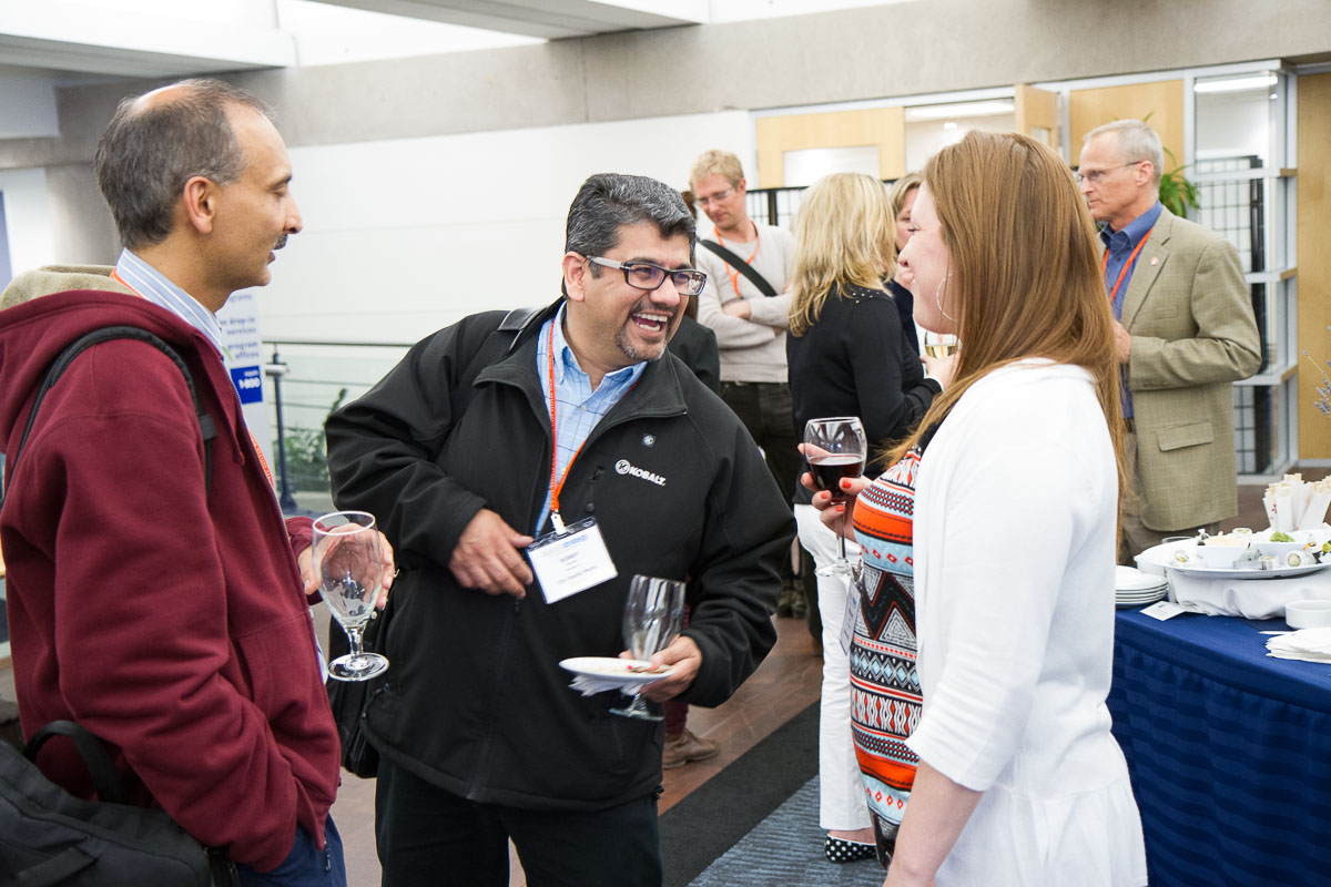 networking event photography