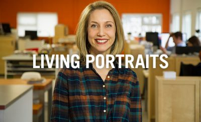 Living Portraits video