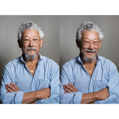 celebrity editorial photography vancouver | David Suzuki