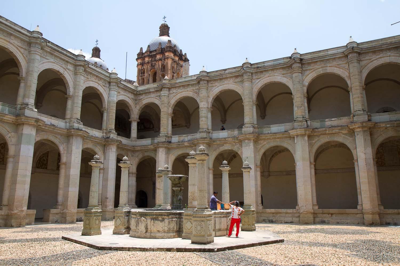 Oaxaca City, Santo Domingo del Guzman | travel photography