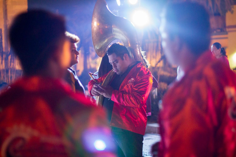 Oaxaca City, wedding band