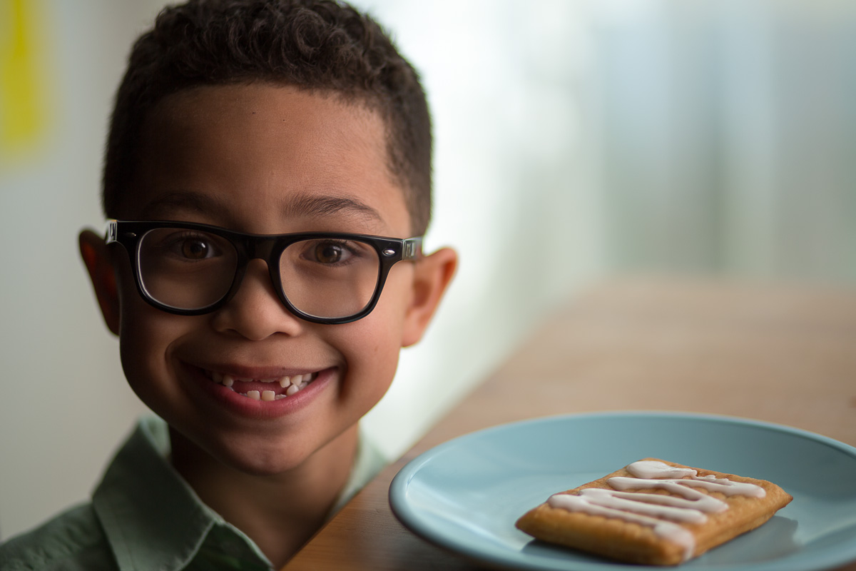 Commercial photography for Pillsbury