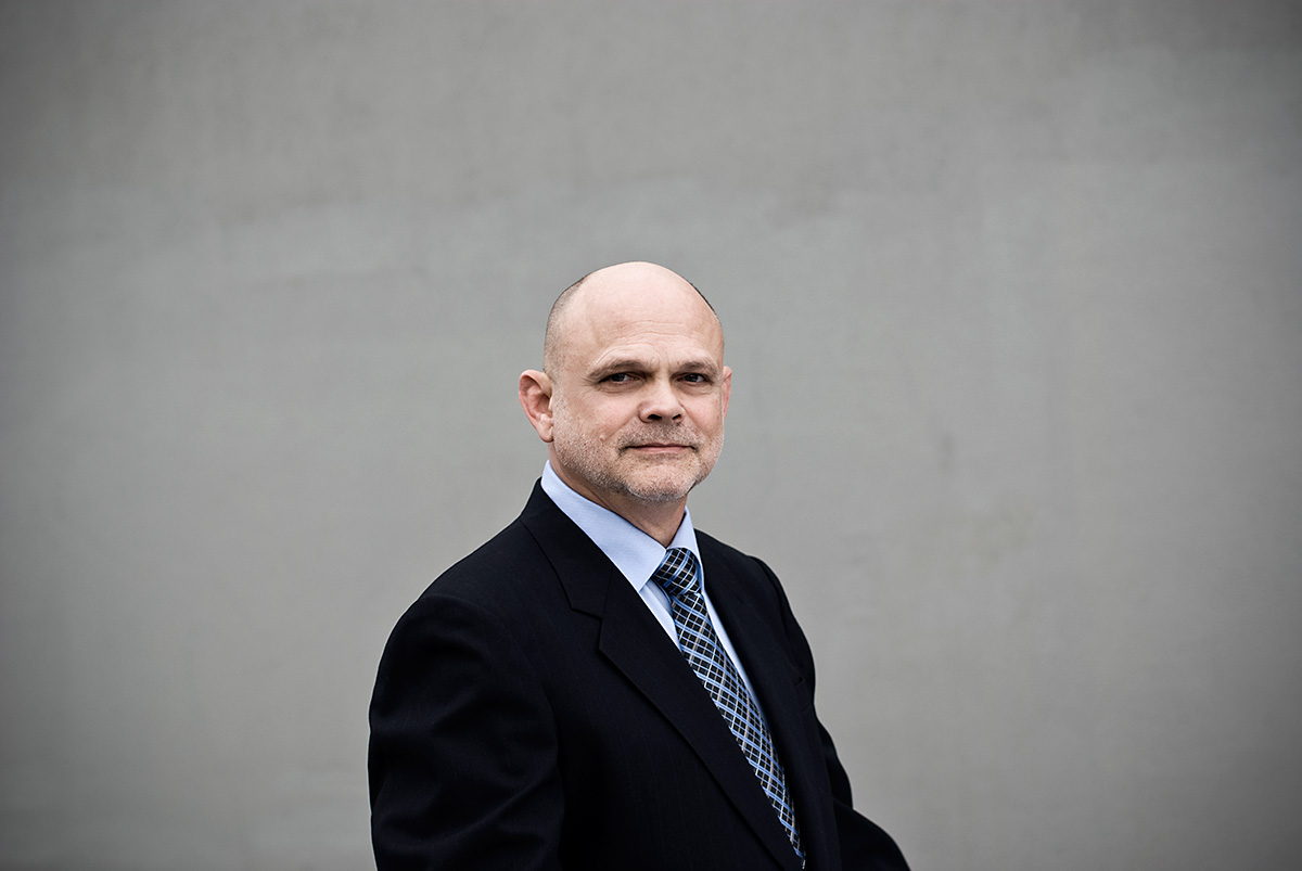 Business portrait of a strata manager in Abbotsford, BC