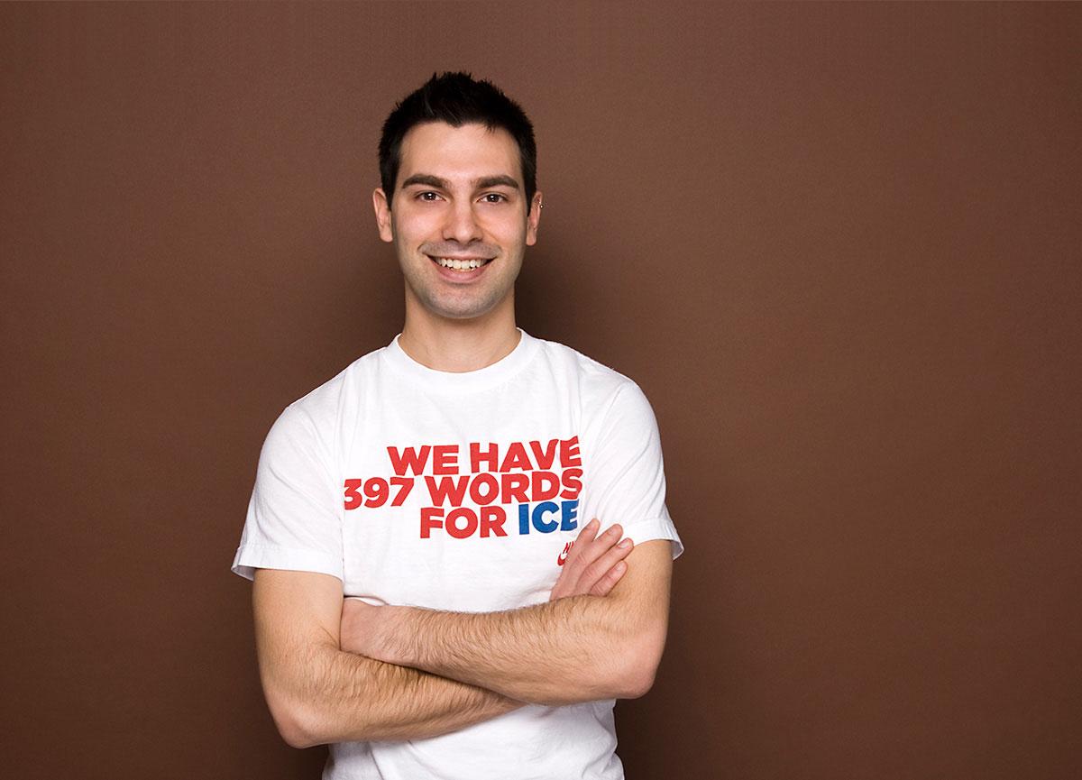 Portrait of a volunteer for Quest Food Exchange